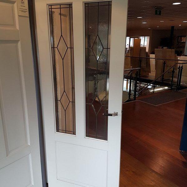 Binnendeur Met Glas.016 Albo Binnendeur Incl Glas In Lood 83 X 211 5 Prins Houthandel