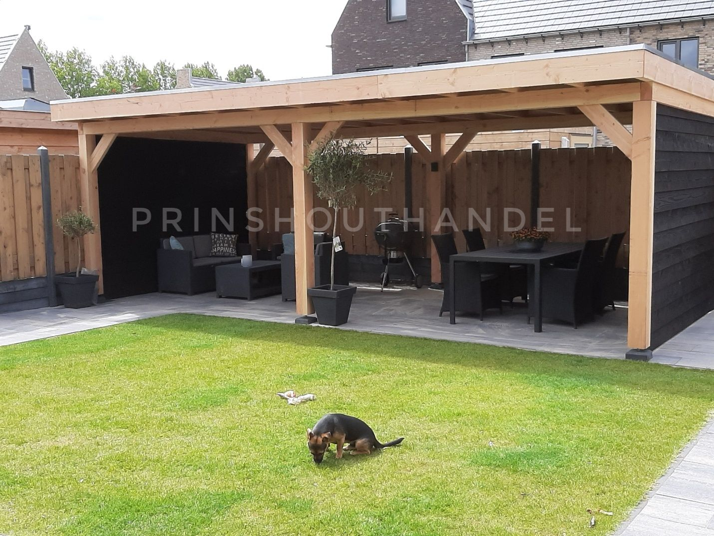 Douglas hout Prins Houthandel Purmerend / Beemster