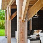 Douglas palen veranda Purmerend