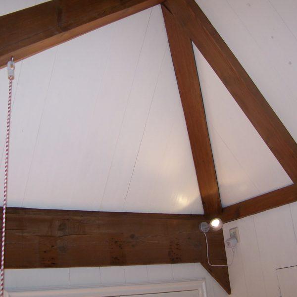 Vuren wanddelen wandplanken, vloerdelen 18x190mm 510cm lang Prins houthandel Purmerend