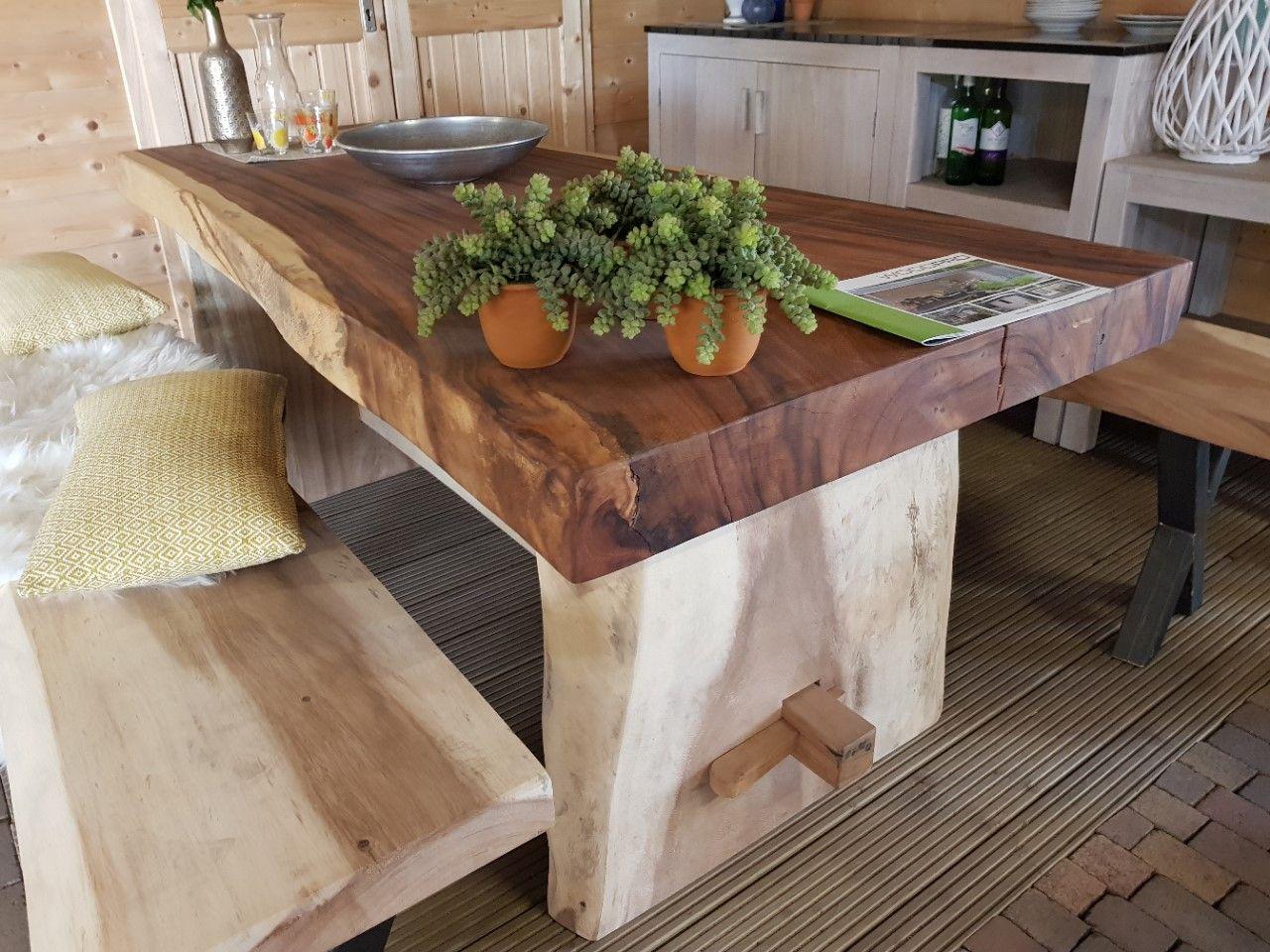 Suar Wood Tafels : Suar houten tafel prins houthandel