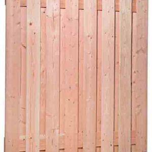 Douglas Tuinscherm geschaafd 180x180cm