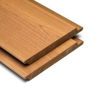 Modiwood Gemodificeerd hout fins rabat Prins Houthandel Purmerend